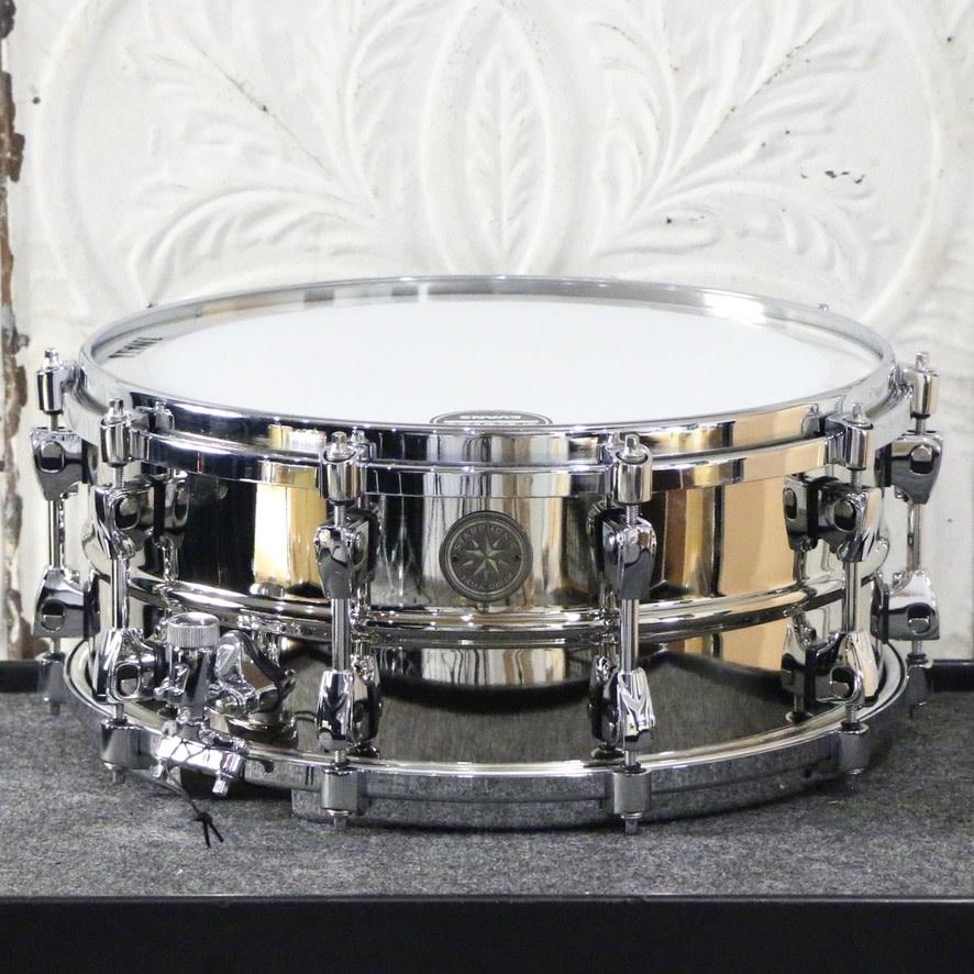 Tama Tama Starphonic Brass Snare Drum 14X6in