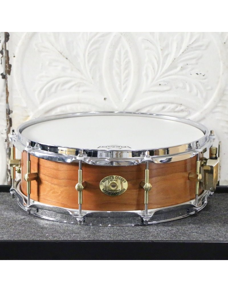 Noble & Cooley Caisse claire Noble & Cooley SS Classic Cherry 14X5po - Oil Finish