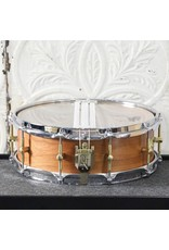 Noble & Cooley Noble & Cooley SS Classic Cherry Snare Drum 14X5in - Oil Finish