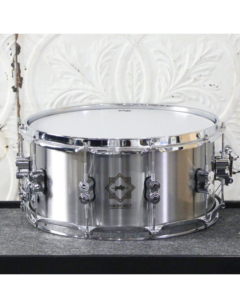 Pacific PDP Concept Select Seamless Steel Snare Drum 14X6.5in