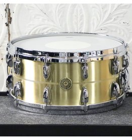 Gretsch Caisse claire Gretsch USA Custom Bell Brass 14x6.5po