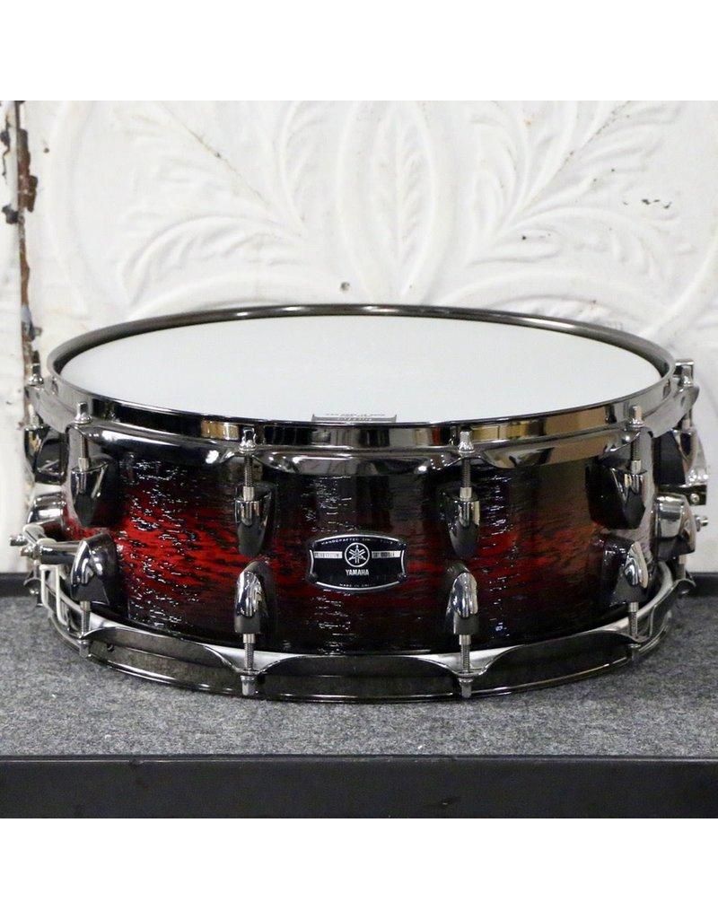 Yamaha Yamaha Live Oak Hybrid Snare Drum 14X5.5in - Uzu Magma Sunburst