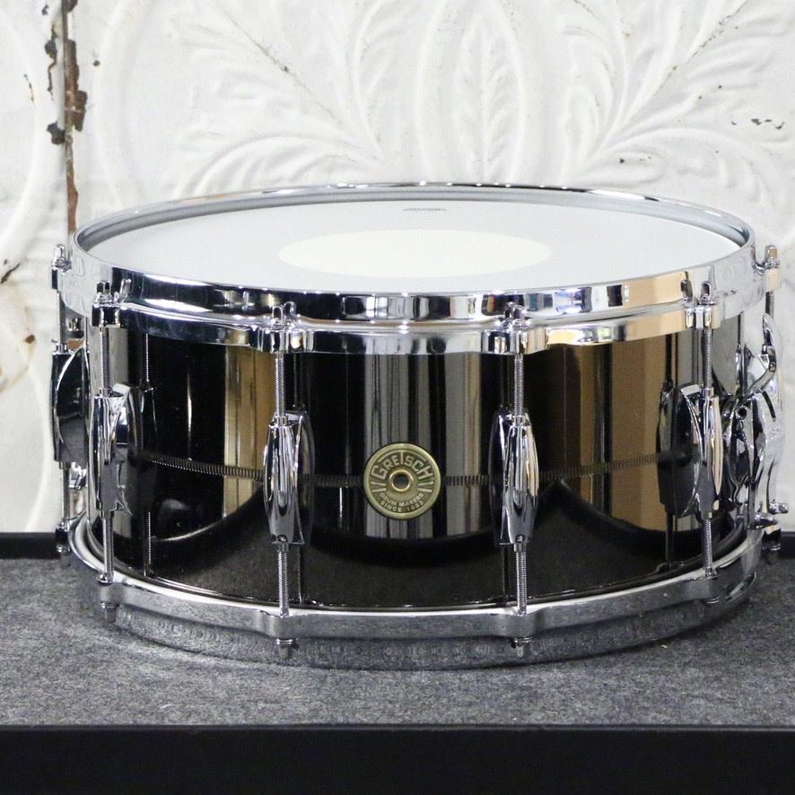 Gretsch Gretsch USA Custom Solid Steel Snare Drum 14X6.5in