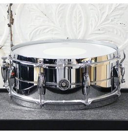 Gretsch Caisse claire Gretsch Brooklyn Chrome Over Steel 14X5po