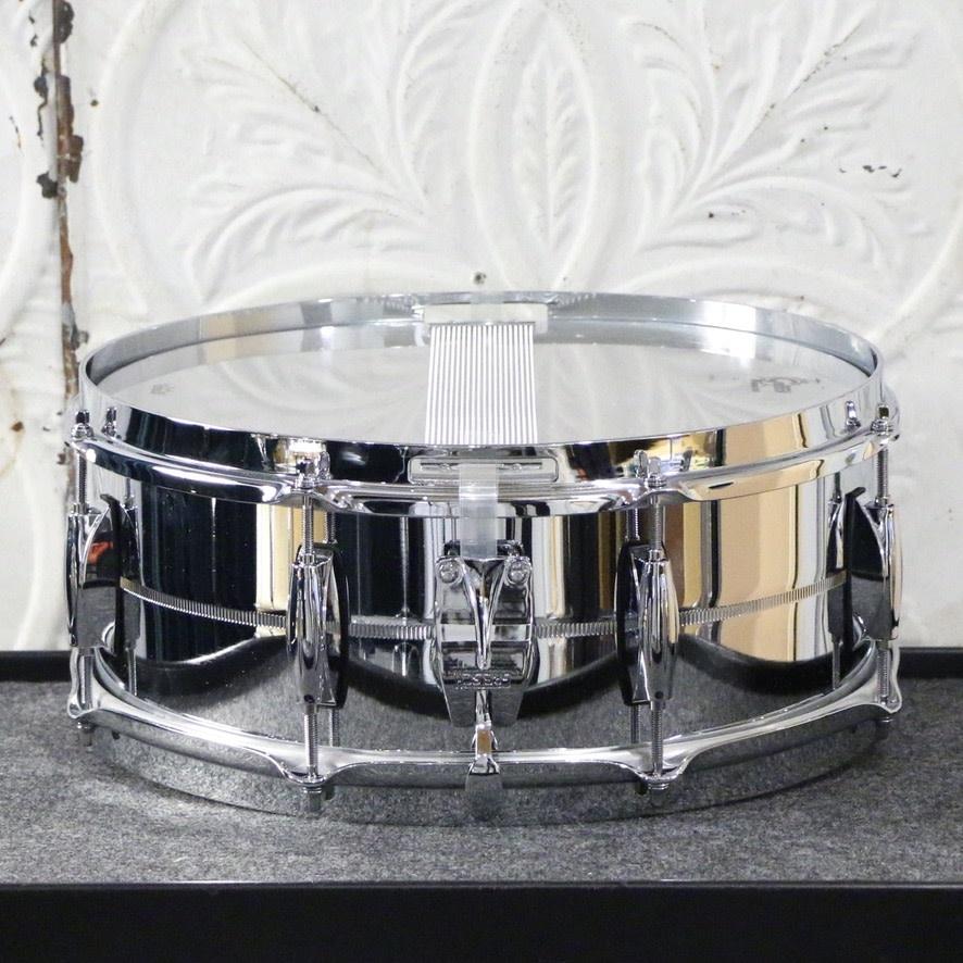 Gretsch Gretsch  Brooklyn Chrome Over Steel Snare Drum 14X5in