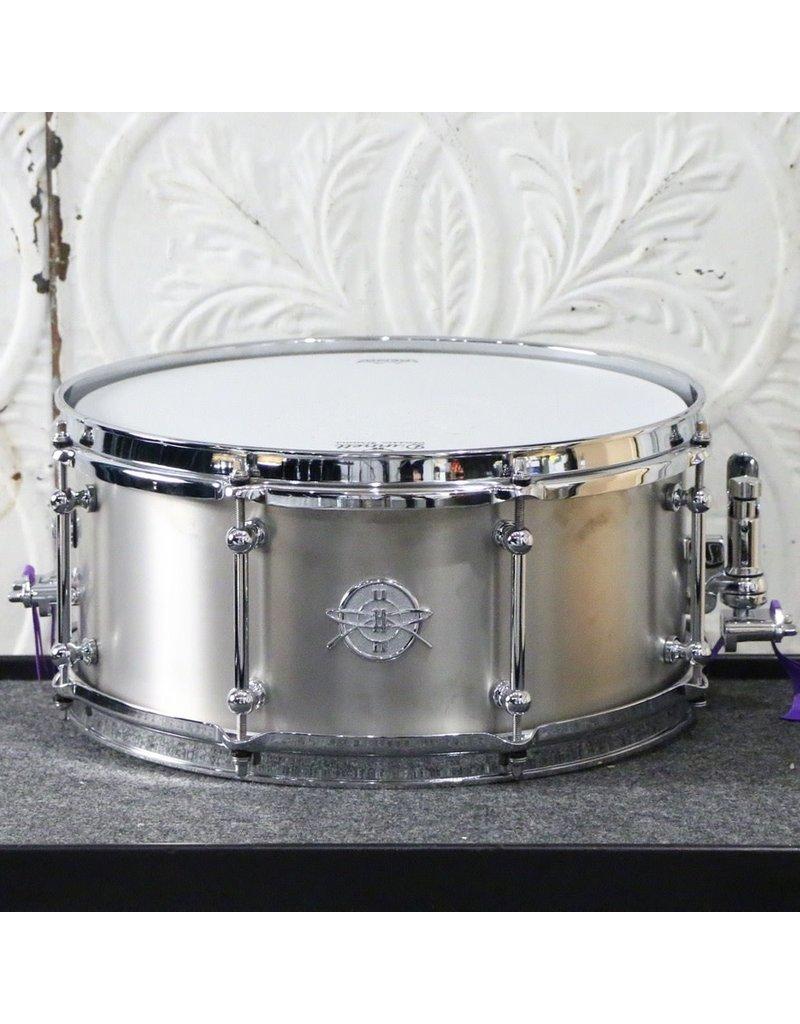 DUNNETT Dunnett Titanium Snare Drum 14X6.5in