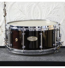 Pearl Pearl Philharmonic Concert Maple Snare Drum in High Gloss Walnut 14X6.5in