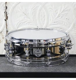 Pacific PDP Concept Black Nickel over Steel Snare Drum 14X5.5in