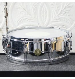 Gretsch Gretsch Chrome Over Brass USA Custom Snare Drum 14X5in