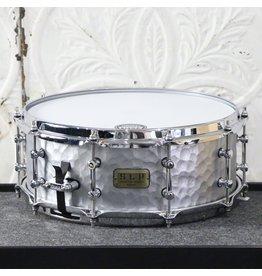 Tama Tama SLP Vintage Hammered Steel Snare Drum 14X5.5in