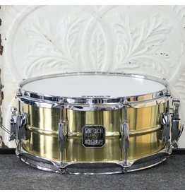 Gretsch Used Gretsch Renown Brass Snare Drum13X6in