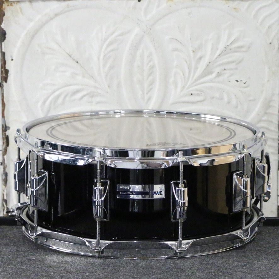 Taye Used Taye Studio Maple Snare Drum 14X6in