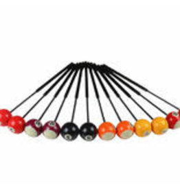 Dragonfly Dragonfly Fiberglass Glockenspiel Mallets BB – Billiard Ball