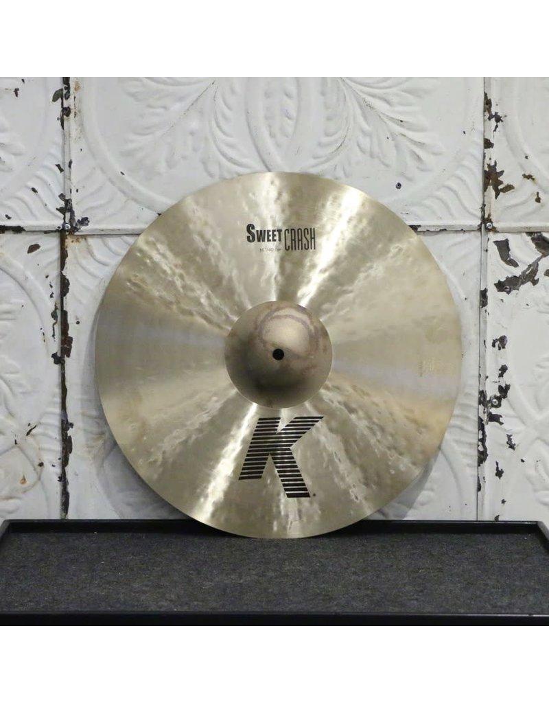 Zildjian Zildjian K Sweet Crash Cymbal 16in (918g)