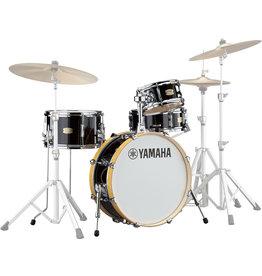 Yamaha Yamaha Stage Custom HIP Drumset - 10x5-13x8-20x8-13x5 - Raven Black