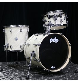 Pacific PDP Concept Maple Drum Kit 18-12-14in - Twisted Ivory