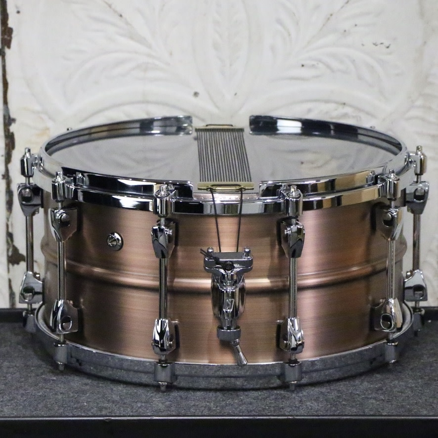 Tama Tama Starphonic Copper Snare Drum 14X7in