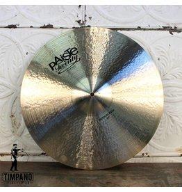 Paiste Cymbale ride Paiste Masters Medium 20po