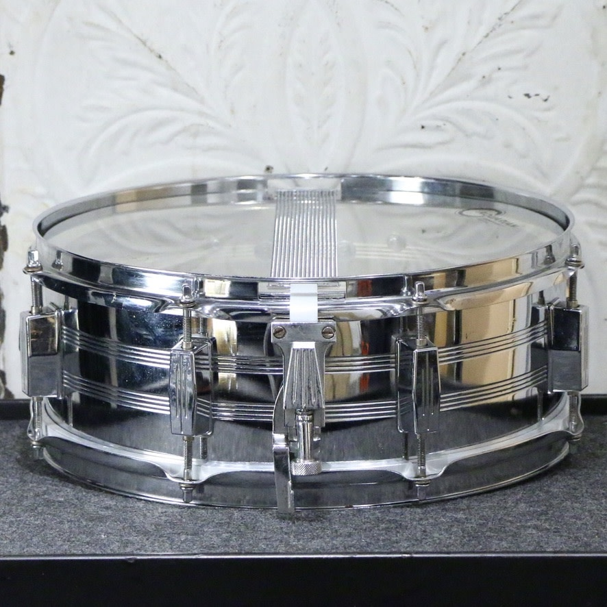 Tama Used Tama Swingstar Steel Snare Drum 14X5in