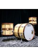 Used Anchor Custom Maple Drum Kit 24-13-16in