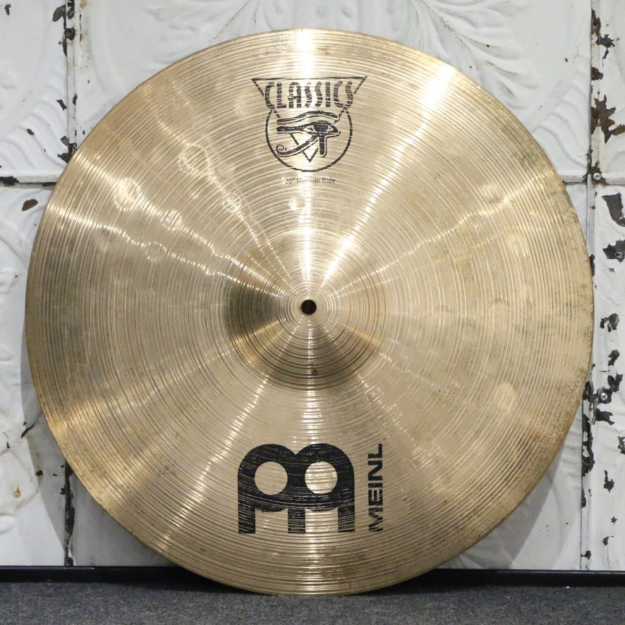 Meinl Used Meinl Classics Ride Cymbal 20in
