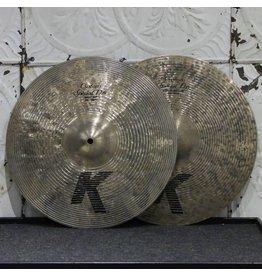 Zildjian Cymbales hi hat Zildjian K Custom Special Dry 15po (1124/1638g)