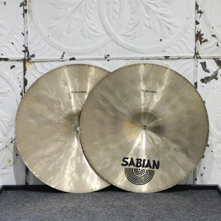 Sabian Used Sabian Artisan Vault Hi-Hat 14in (1018/1452g)