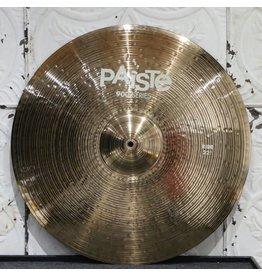 Paiste Cymbale ride usagée Paiste 900 22po (3006g)