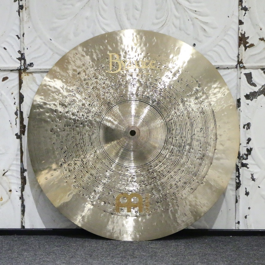 Meinl Meinl Byzance Jazz Tradition Light Crash Cymbal 18in (1206g)