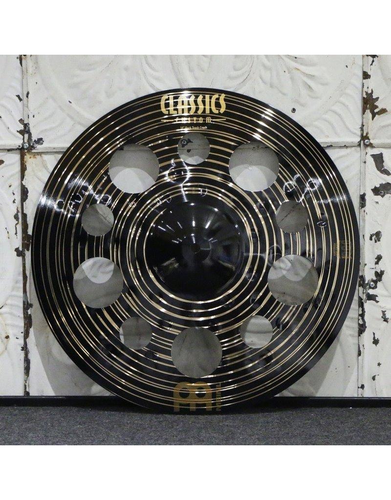 Meinl Meinl Classics Custom Dark Trash Crash Cymbal 18in