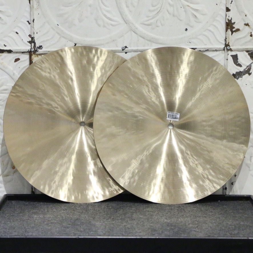 Meinl Meinl Byzance Traditional Medium Hi-Hat 15in (1258/1488g)