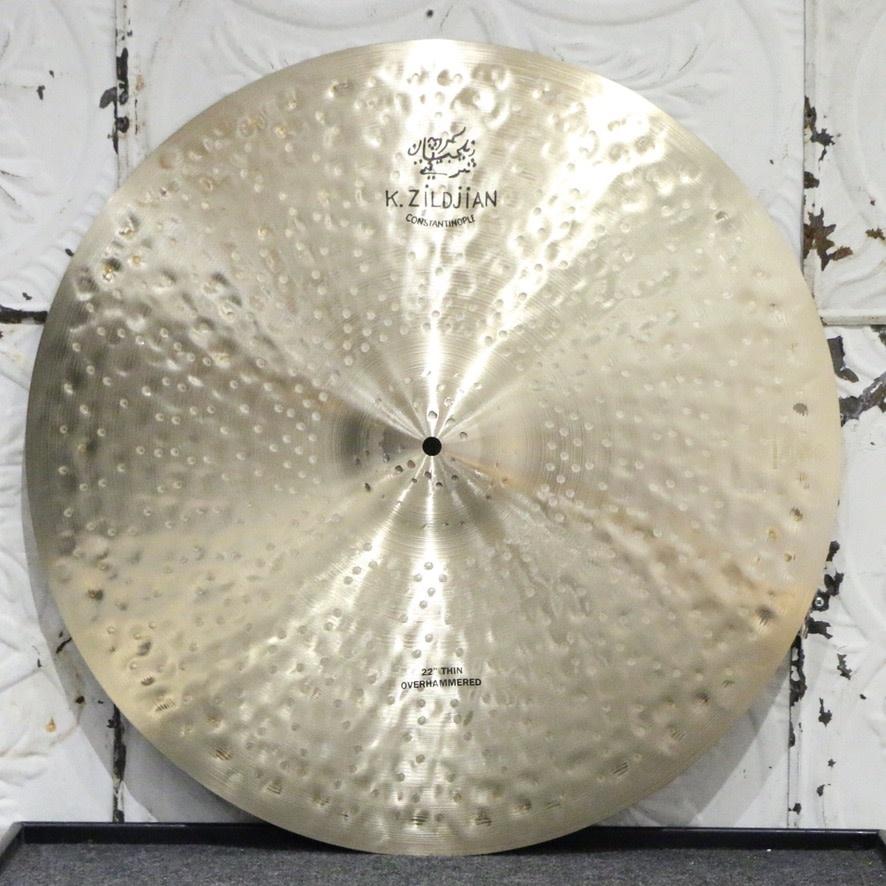 Zildjian Zildjian K Constantinople Thin Overhammered Ride 22in (2224g)