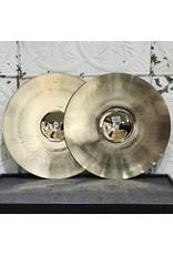 Meinl Meinl Pure Alloy Custom Medium Thin Hi-hat Cymbals 15in