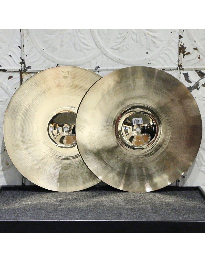 Meinl Meinl Pure Alloy Custom Medium Thin Hi-hat Cymbals 15in (1100/1206g)