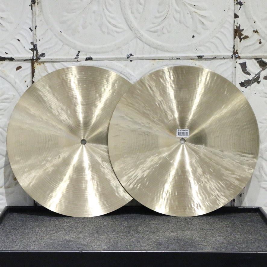 Meinl Meinl Byzance Traditional Thin Hi-hat 14in ( 874/1234g)o