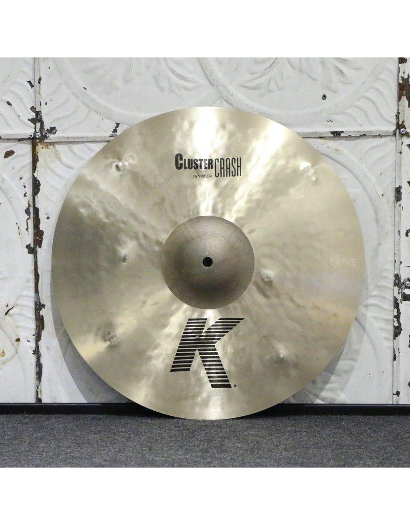 Zildjian Zildjian K Cluster Crash Cymbal 16in (926g)