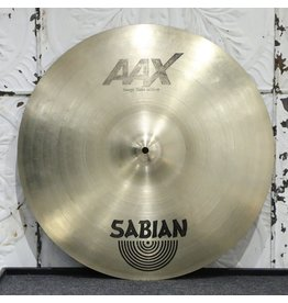 Sabian Used Sabian AAX Stage Ride Cymbal 20in (2548g)