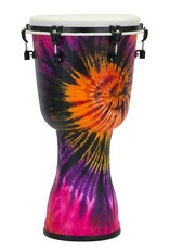 Pearl Pearl Djembe 10in mechanical systeme Purple Haze