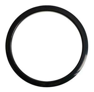Gibraltar Gibraltar Bass Drum Port Hole Protector 4in - black