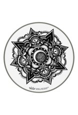 Remo Remo Artbeat - Aric Improta Nocturnal Bloom Drum Head 13in