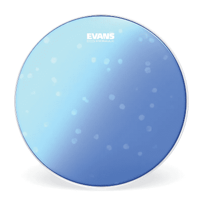 Evans Evans Hydraulic Blue Frosted 14