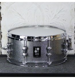 Sonor Used Sonor AQ2 Snare Drum 13X6in - Titanium Quartz