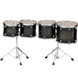 Tama Tama Low-Pitched Concert Set With 2 Stands (12-13-14-16, Maple,Double-Headed)