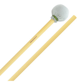 Dragonfly Dragonfly Suspended Cymbal Mallets SC1R - Medium Rattan