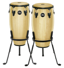 Meinl Meinl Headliner Congas 11-12in (with stands) - natural