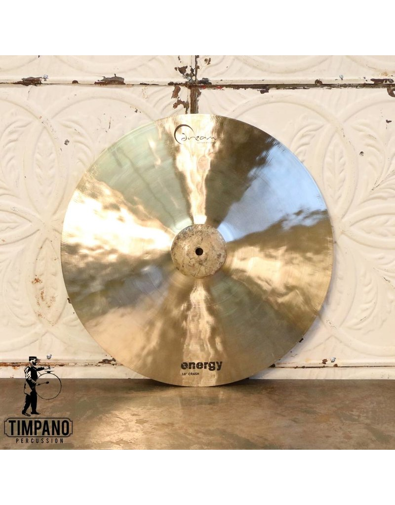 Dream Dream Energy Crash cymbal 18in
