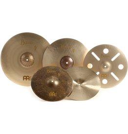 Meinl Ensemble de cymbales Meinl Byzance Benny Greb 14-18-20po + 16po GRATUITE