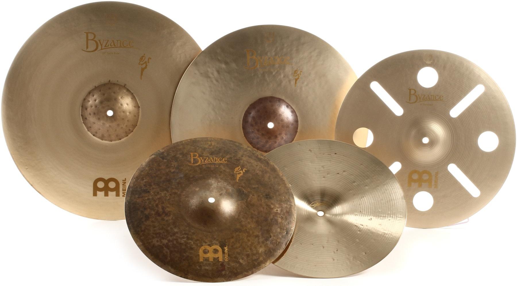 Meinl Meinl Byzance Benny Greb Cymbal Pack 14-18-20in + FREE 16in