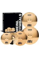 Meinl Meinl Classics Custom Double Bonus Cymbal Pack 14-16-20in + FREE 18in