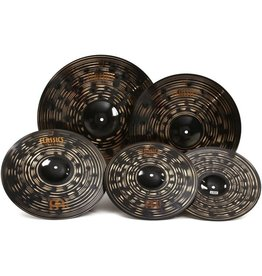 Meinl Meinl Classics Custom Dark Cymbal Pack 14-16-20in + FREE 18in
